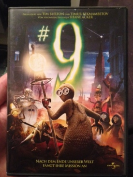 9 - DVD cover