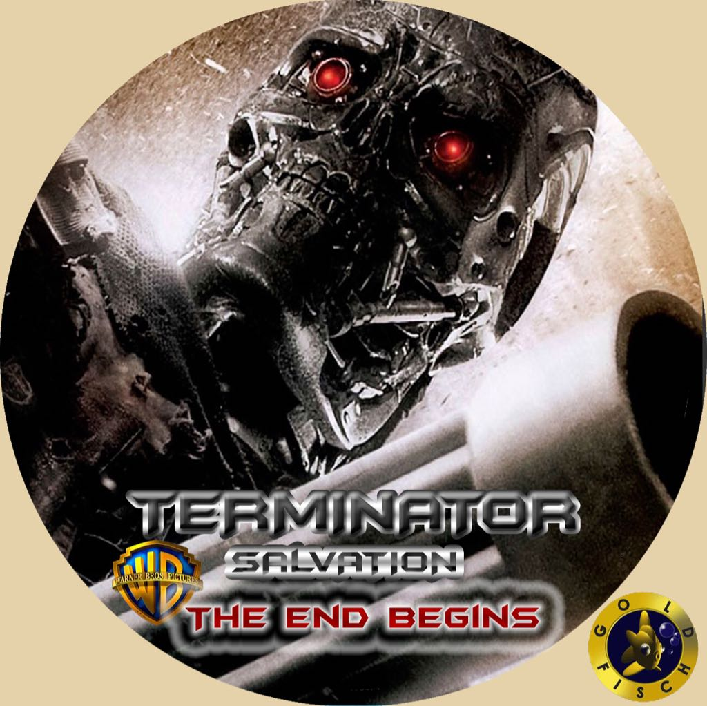 Terminator Salvation -  cover