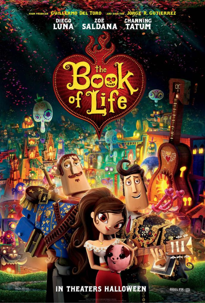 The Book Of Life - UMD cover