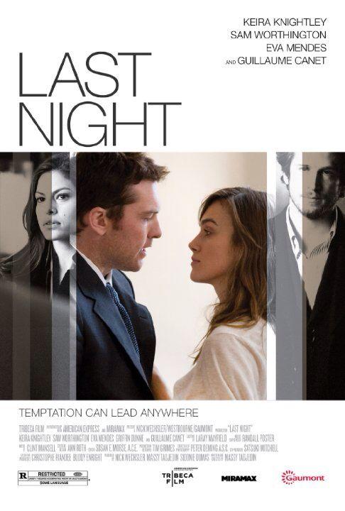 Last Night -  cover