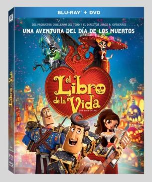 El Libro De La Vida -  cover
