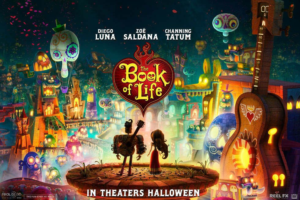 The Book Of Life -  cover