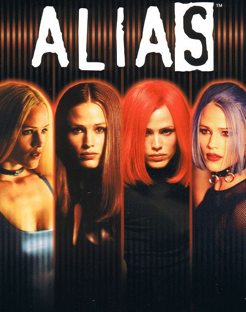 Alias -  cover