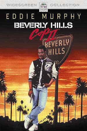 Beverly Hills Cop II - Digital Copy cover