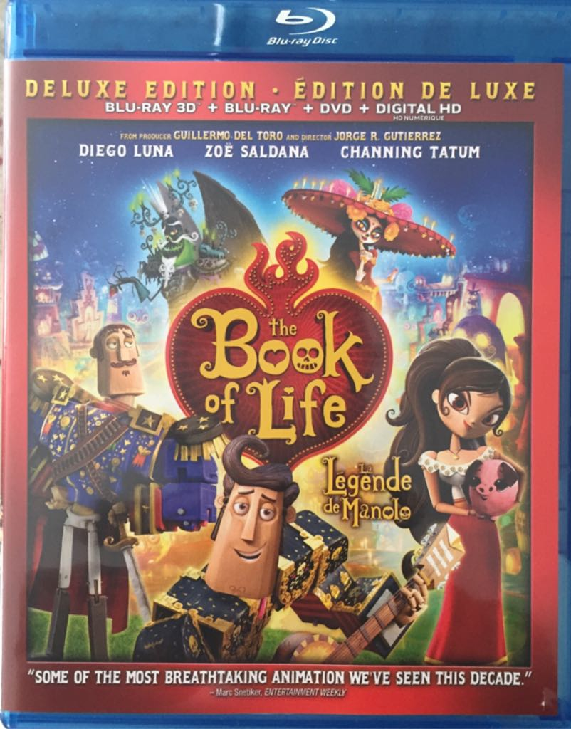 Book Of Life -  cover