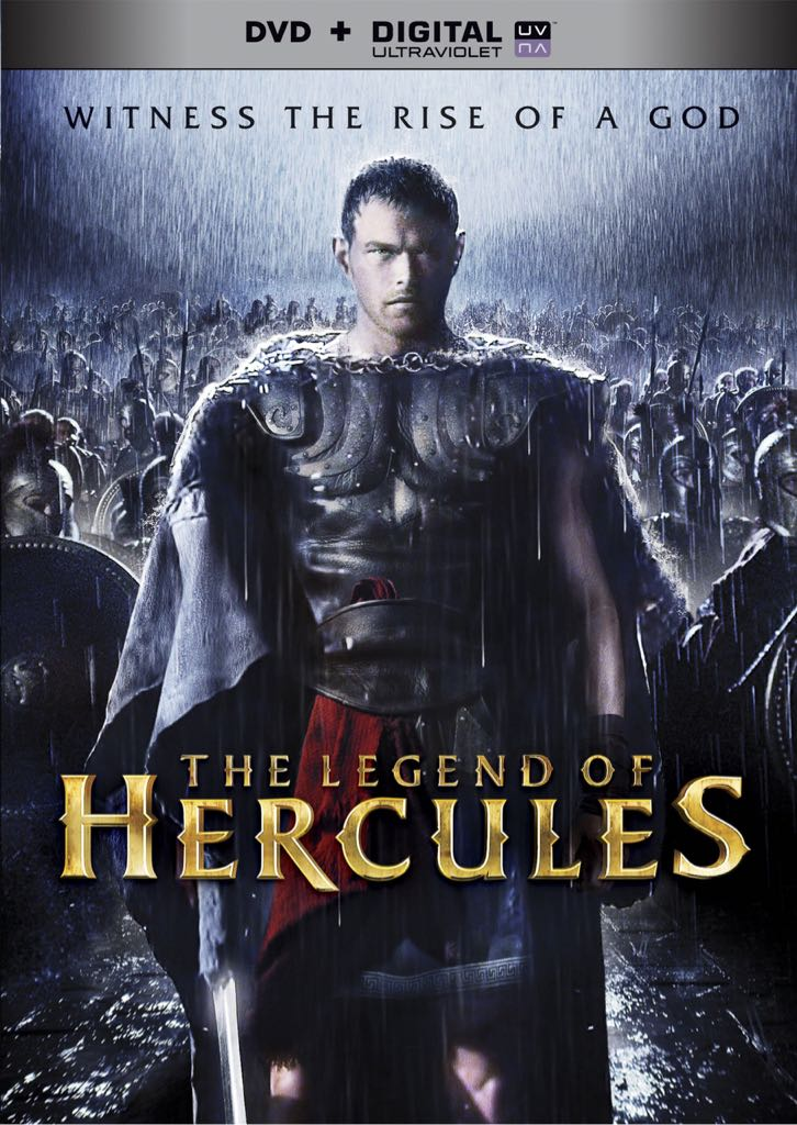 The Legend Of Hercules -  cover