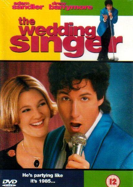 The Wedding Singer - Digital Copy cover