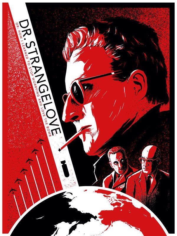 Dr. Strangelove -  cover