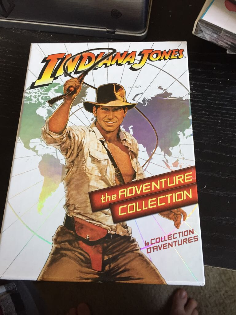 Indiana Jones: The Complete Adventures -  cover