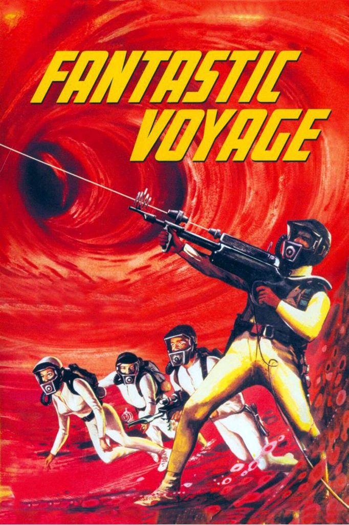 Fantastic Voyage -  cover