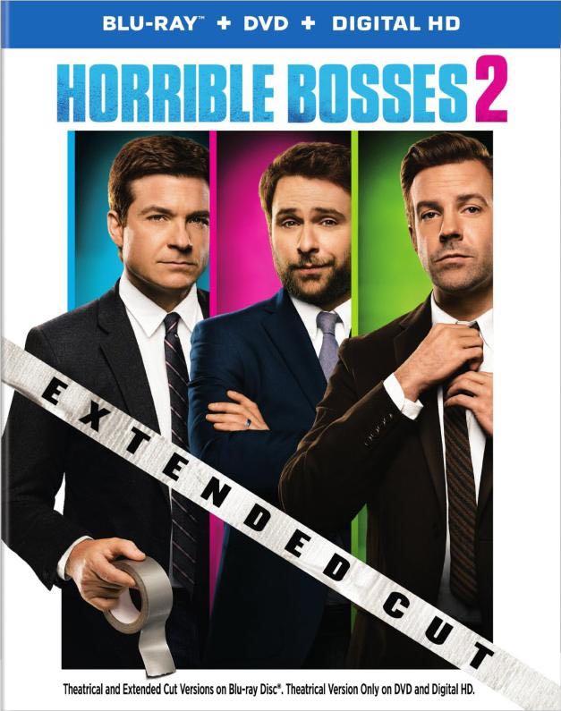 Horrible Bosses 2 -  cover