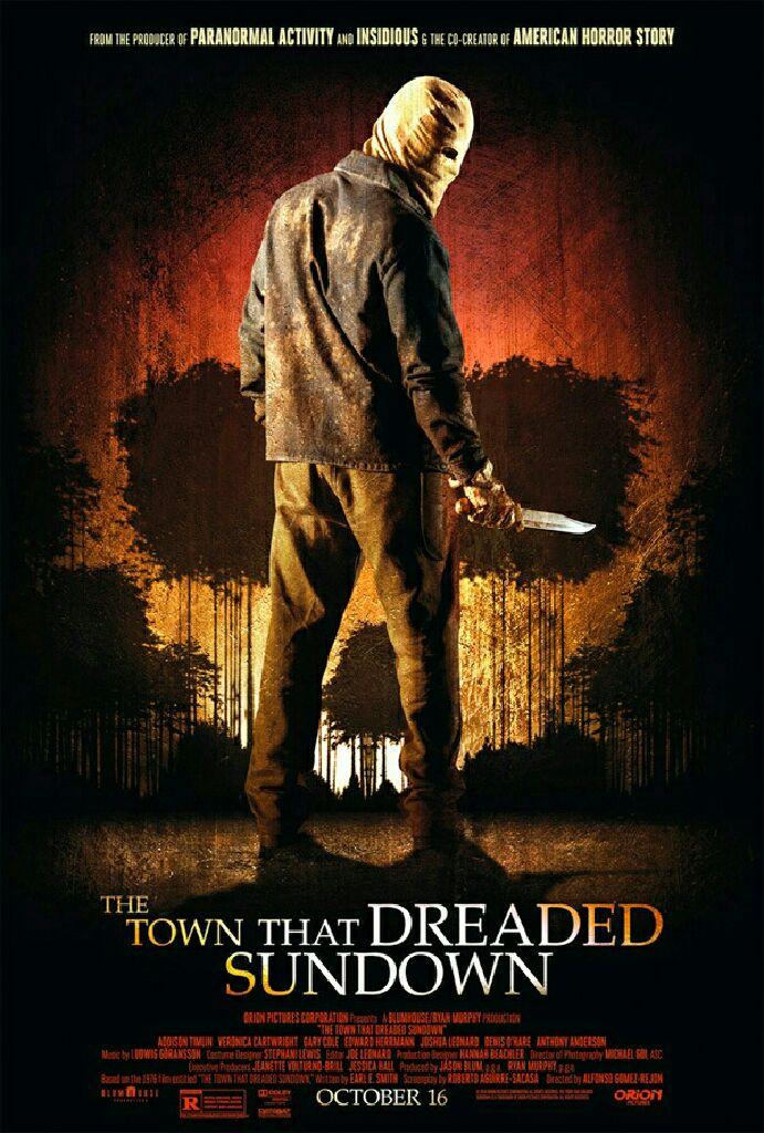 The Town That Dreaded Sundown -  cover