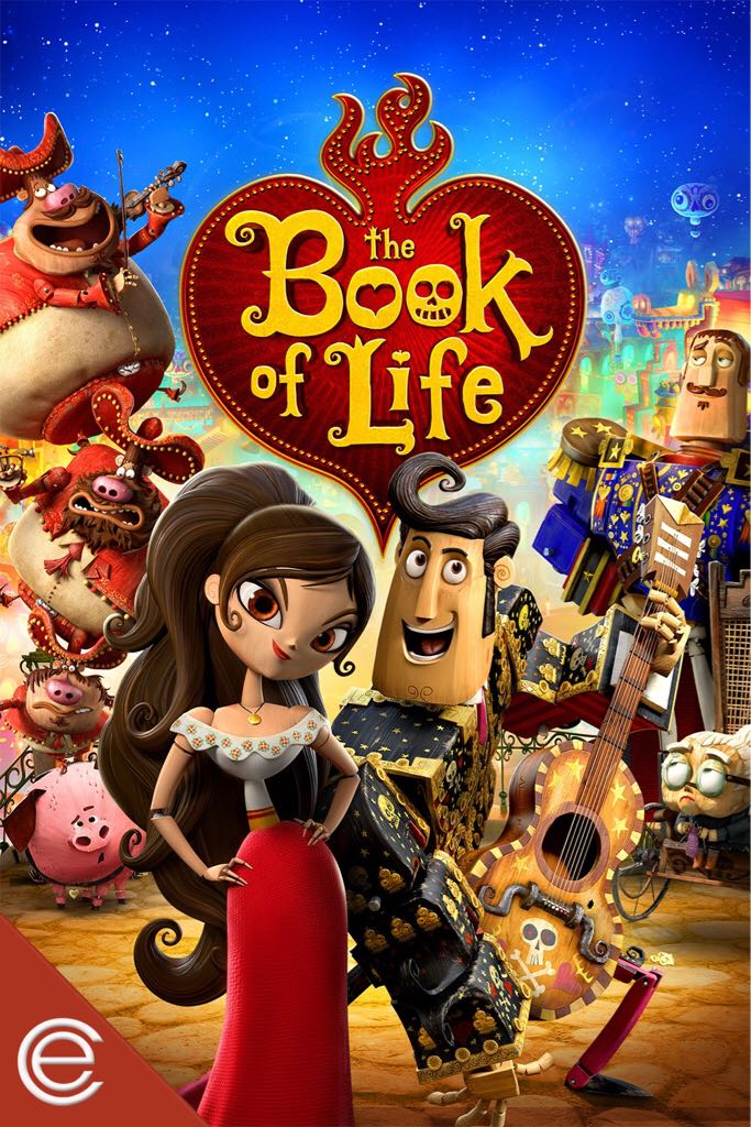 The Book Of Life - Digital Copy cover