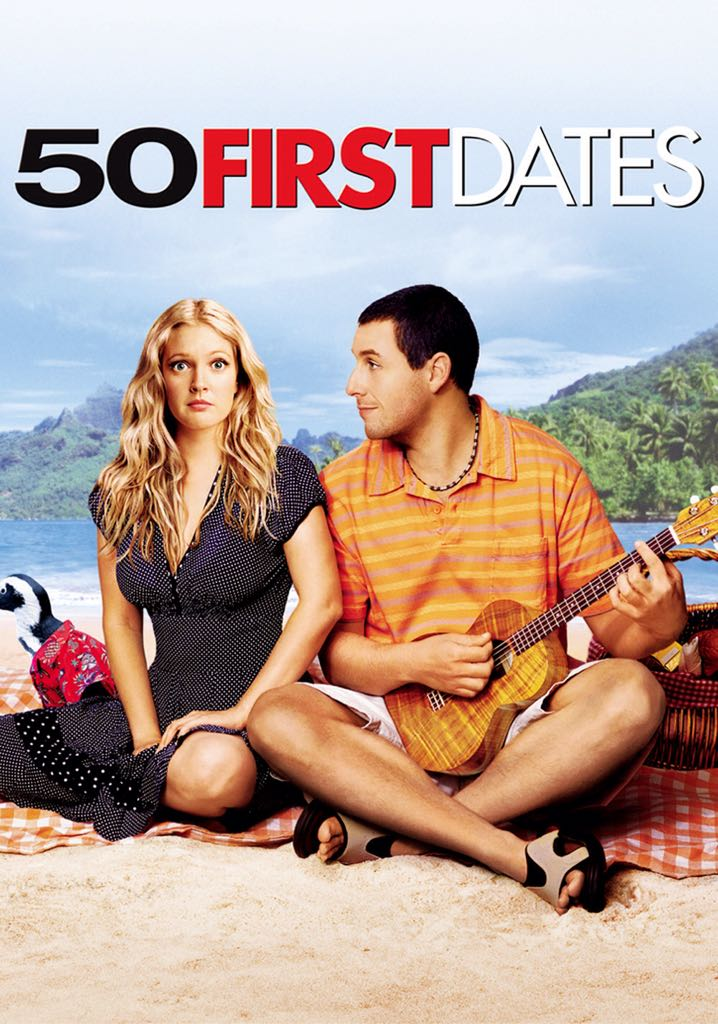 50 First Dates -  cover
