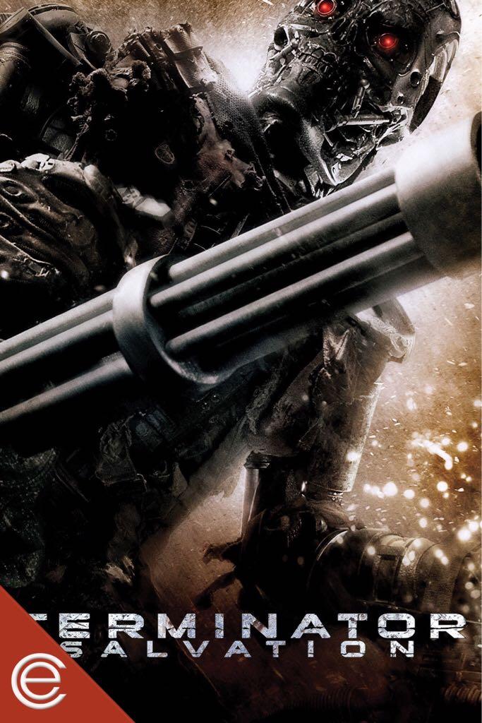 Terminator: Salvation -  cover