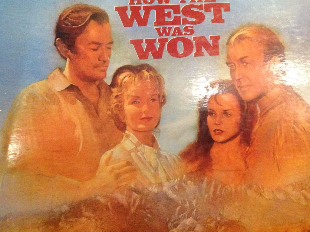 How the West Was Won -  cover