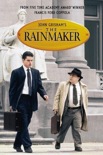 The Rainmaker - DVD cover