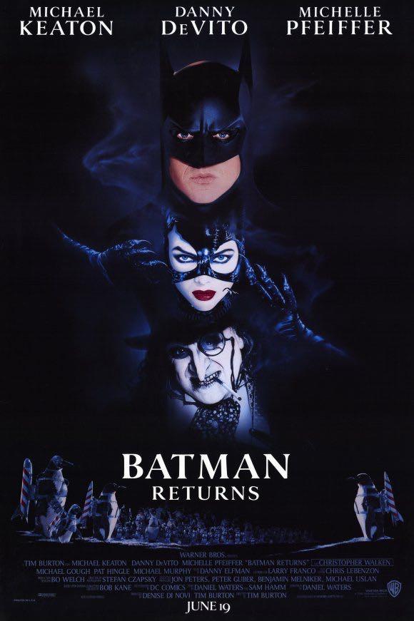Batman Returns - DVD cover