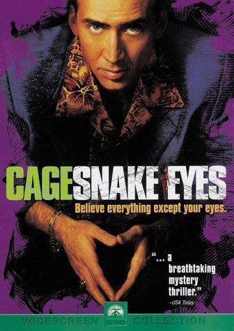 Snake Eyes -  cover
