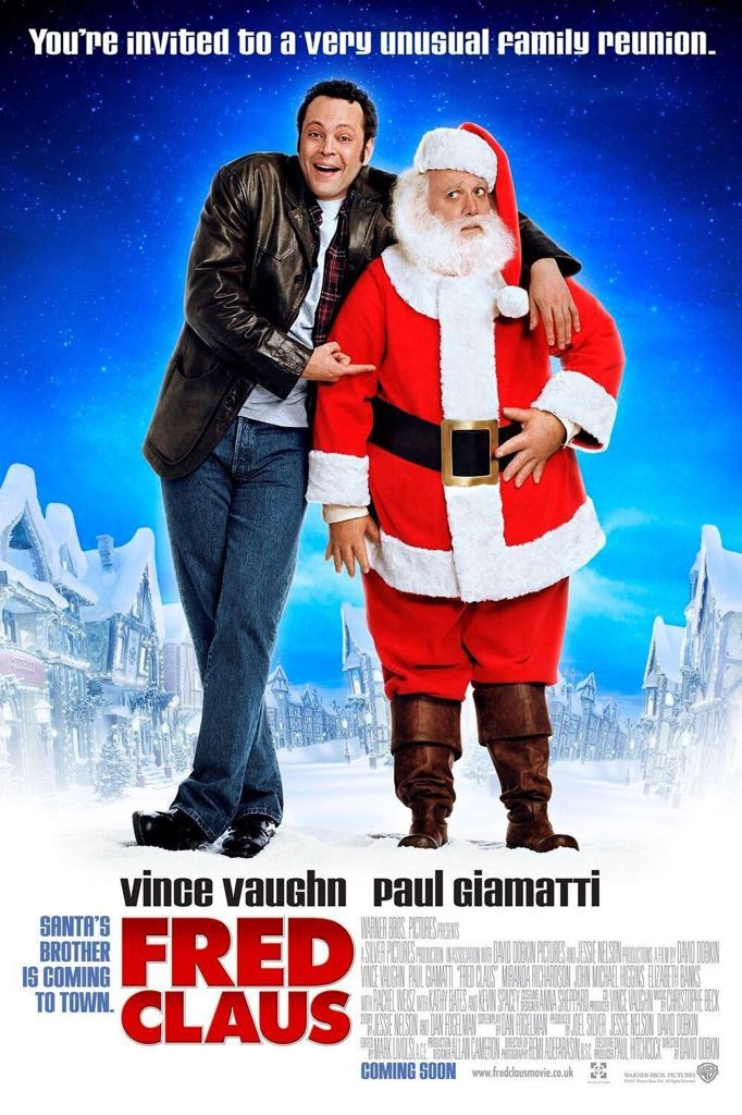 Fred Claus -  cover
