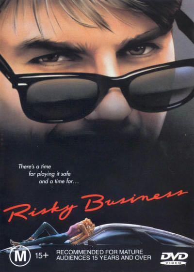 Risky Business - Digital Copy cover