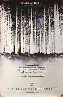 The Blair Witch Project - Digital Copy cover