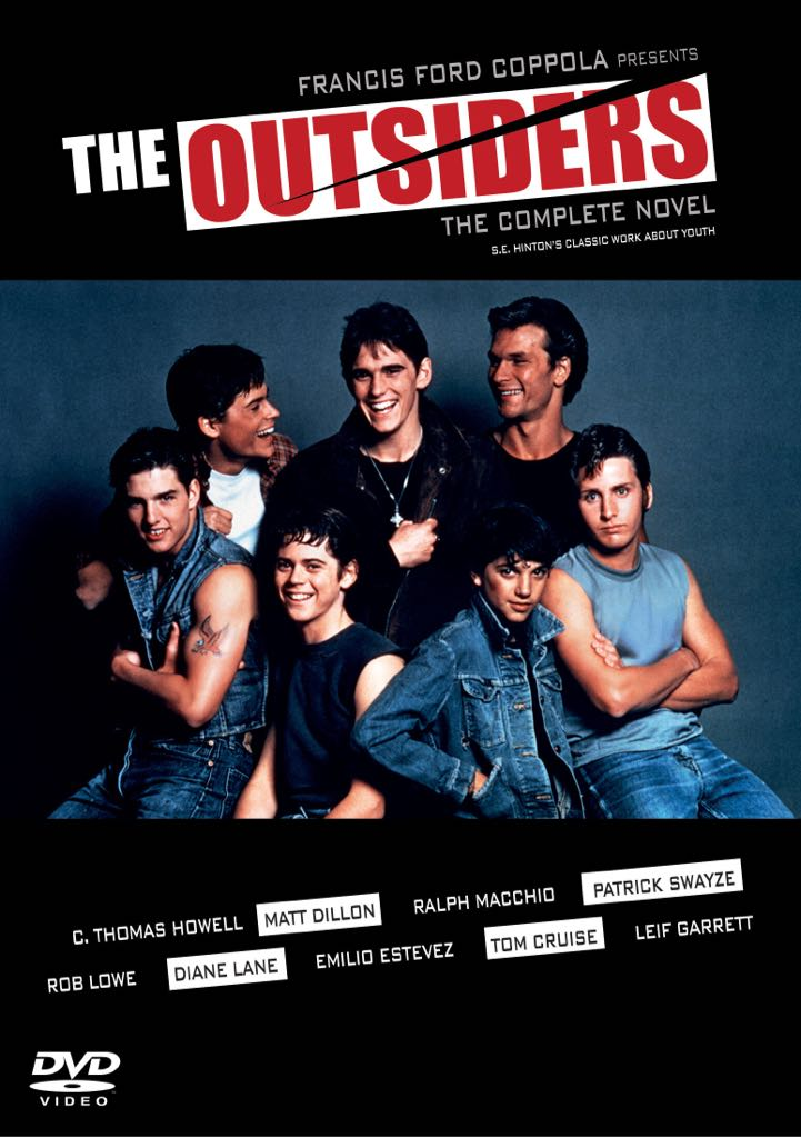 The Outsiders -  cover