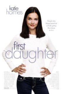First Daughter -  cover