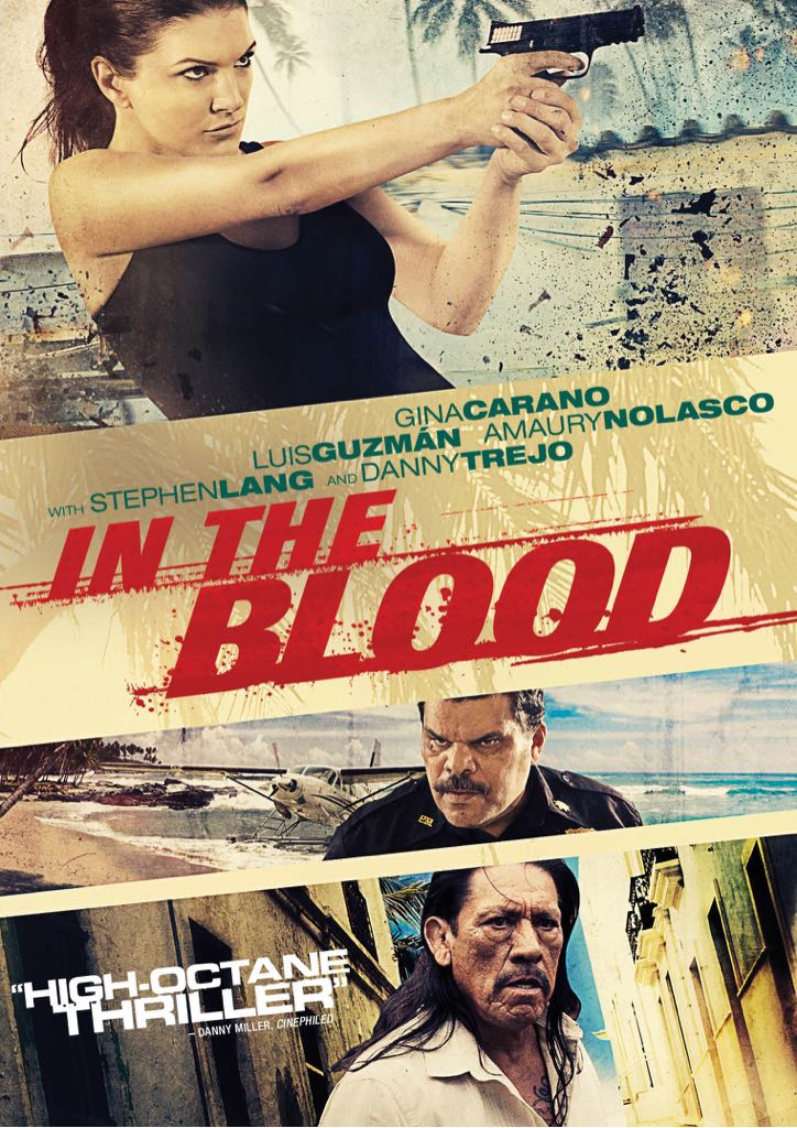 In The Blood - Digital Copy cover