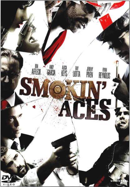 Smokin' Aces -  cover