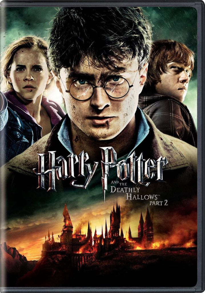 Harry Potter And The Deathly Hallows Part 2 -  cover
