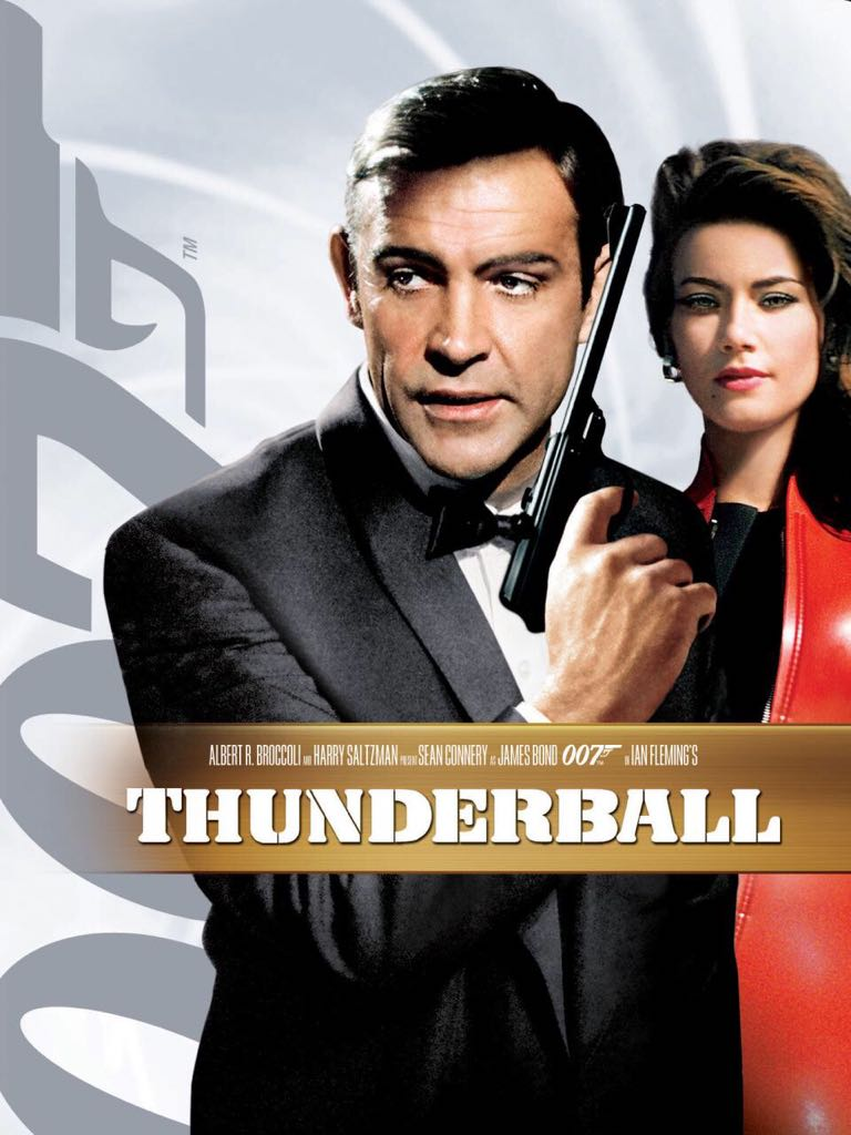 Watch Thunderball For Free Online 123moviescom