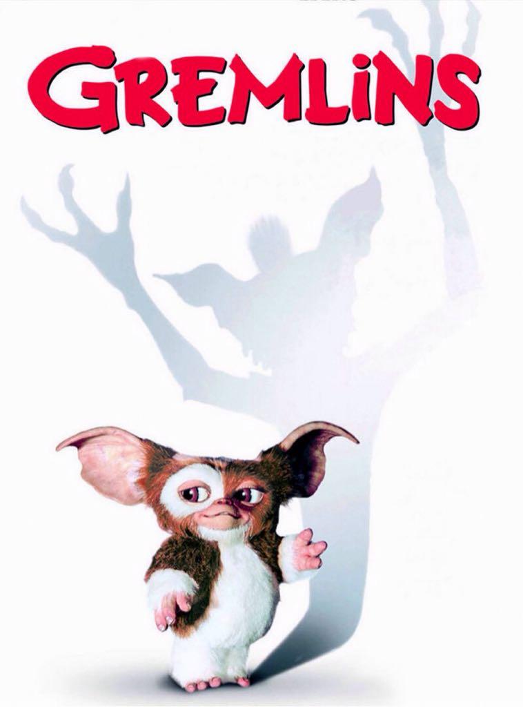 Gremlins - VHS cover