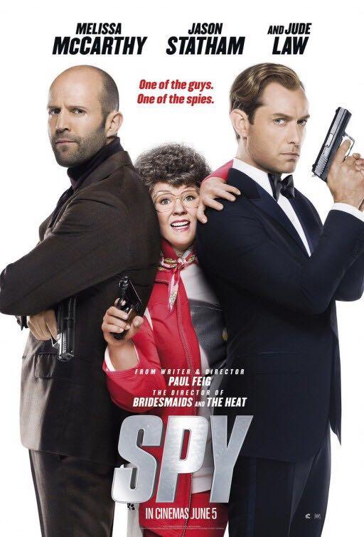 Spy - UMD cover
