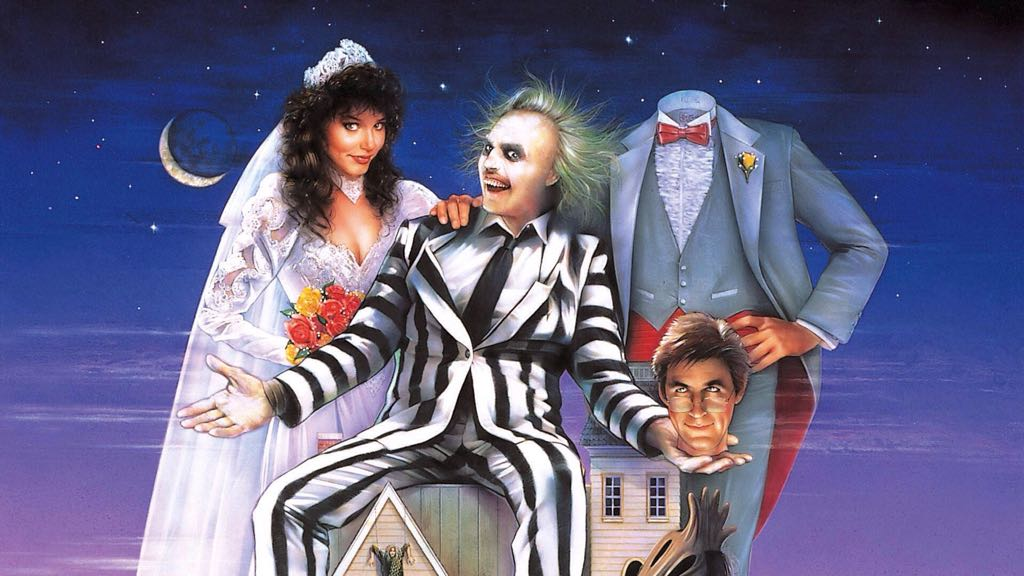 Beetlejuice -  cover