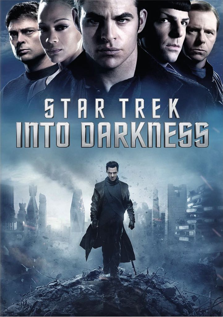 Star Trek 12: Into Darkness -  cover