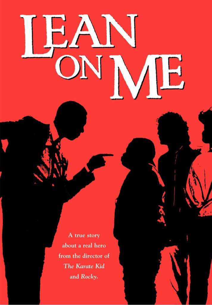 lean on me film review essay
