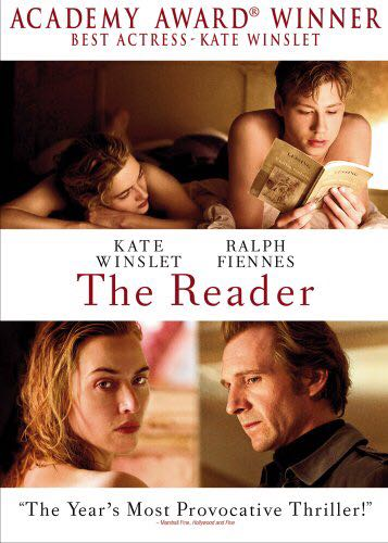The Reader - DVD cover