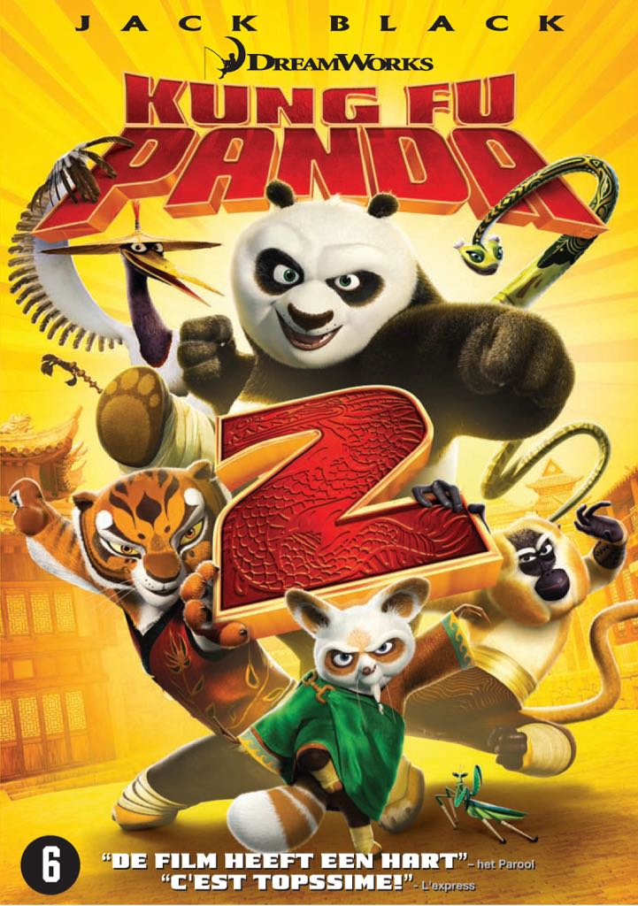 Kung Fu Panda 2 - Digital Copy cover