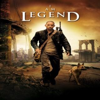 I Am Legend - Video CD cover