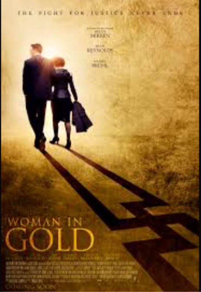 Woman In Gold - UMD cover