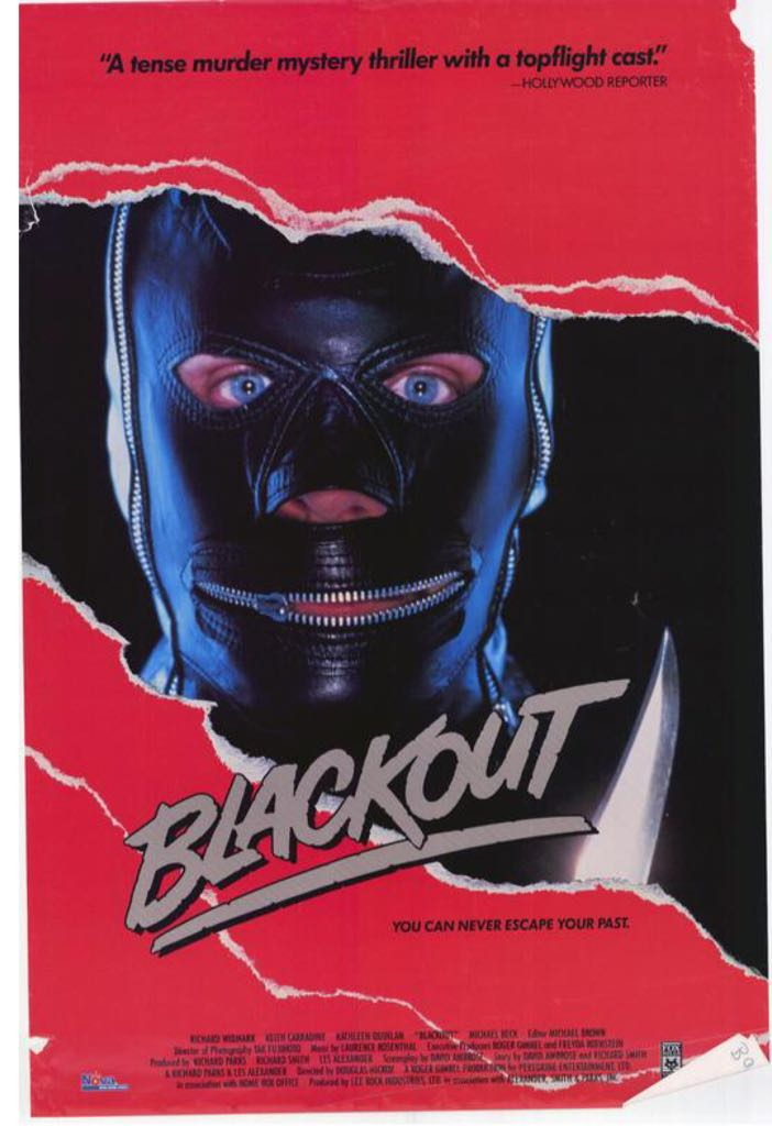 Blackout -  cover