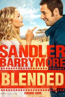 Blended - Blu-ray cover