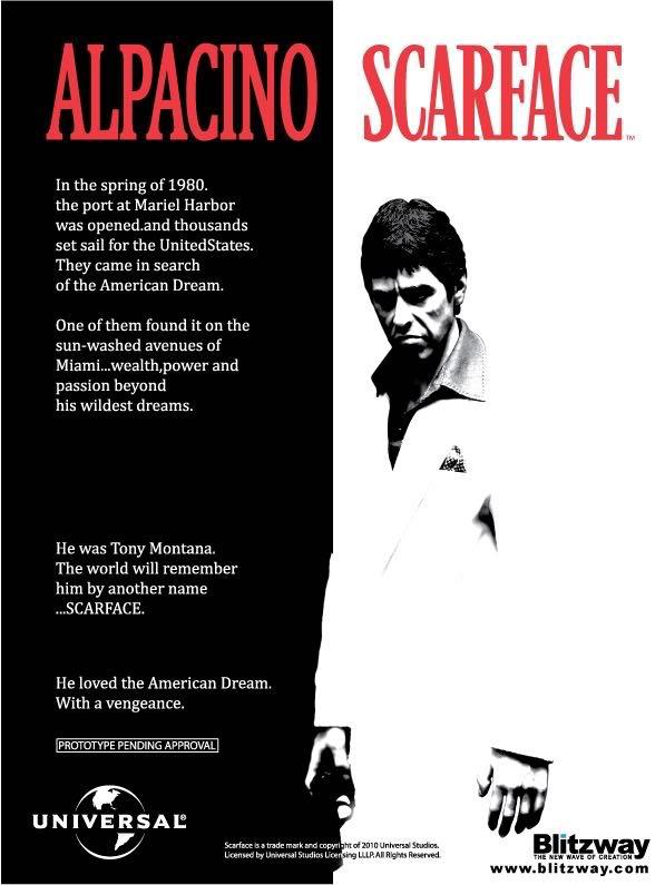 scarface 1983 essay