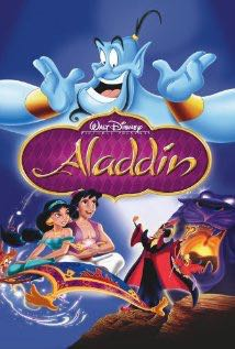 Disney's: Aladdin - Betamax cover