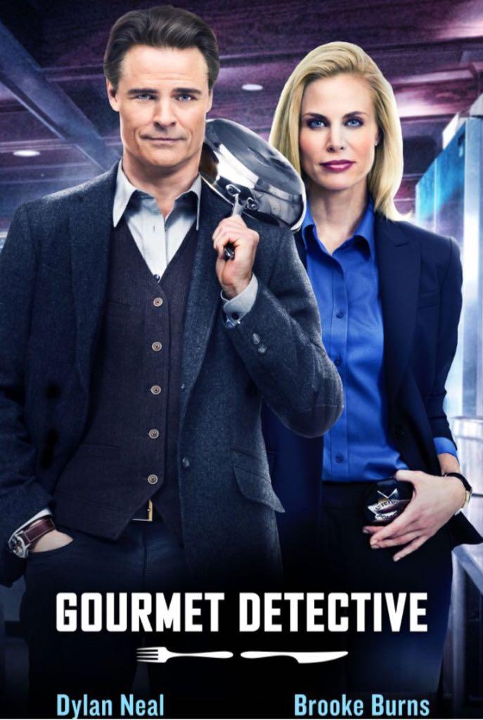 Za-Gourmet Detective -  cover