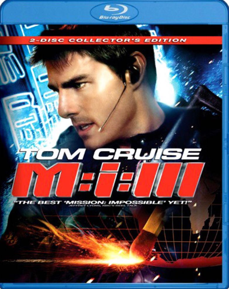 Mission: Impossible III -  cover