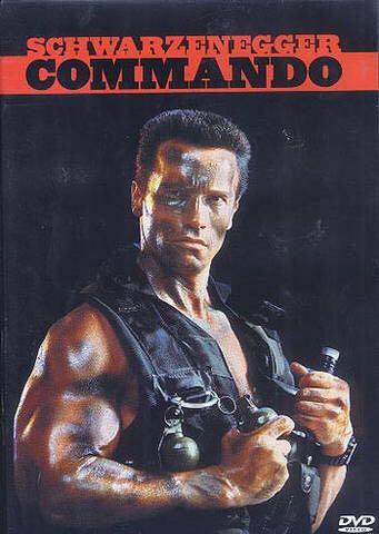 Commando -  cover