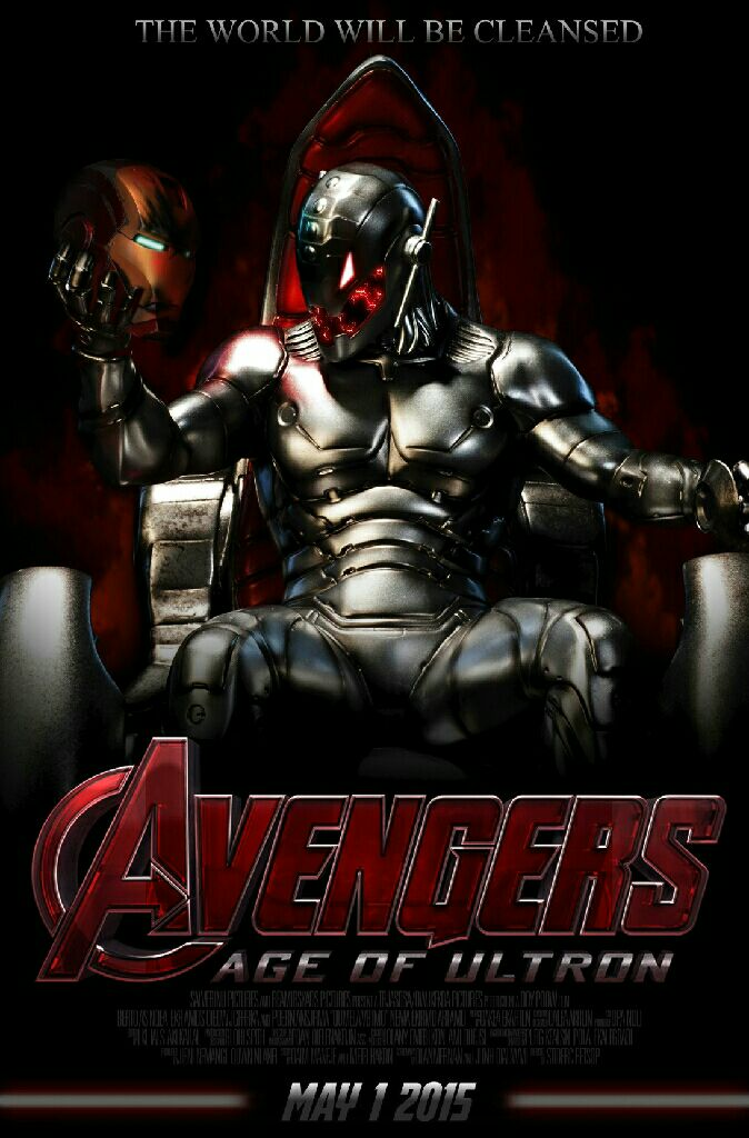 Avengers: Age of Ultron -  cover