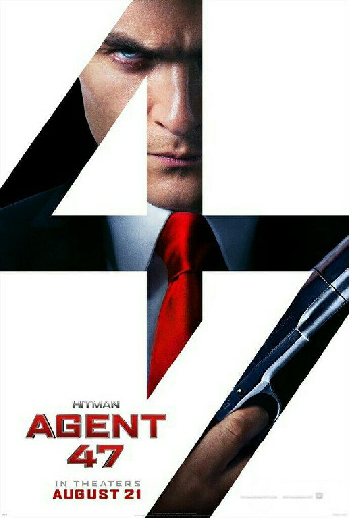 Hitman Agent 47 - Digital Copy cover